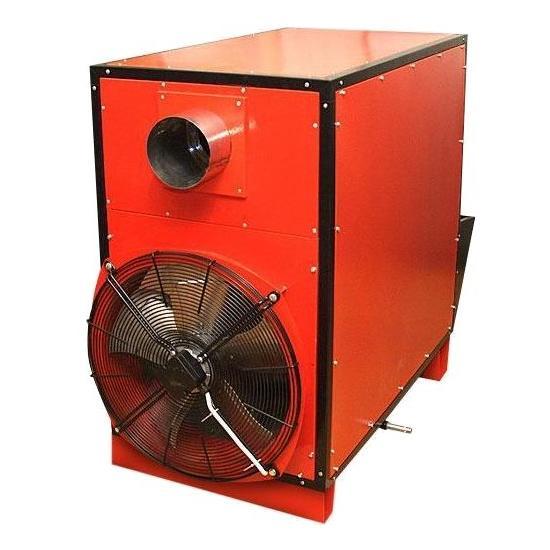 Теплогенератор газовый ГТА-95Г с осевым вентилятором