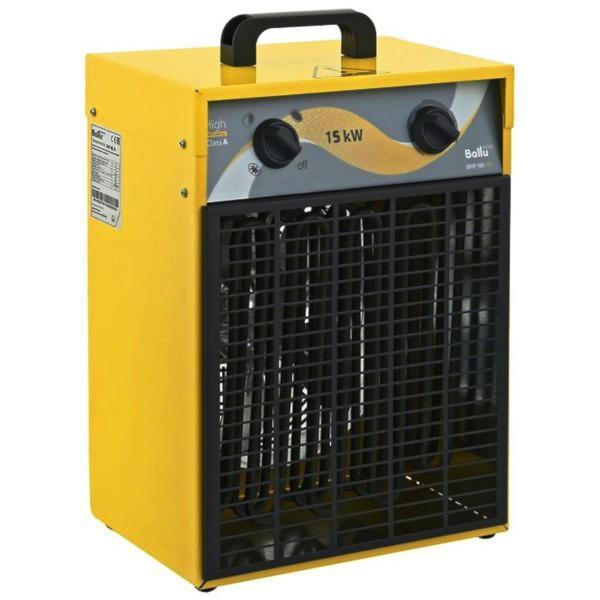 Тепловентилятор Ballu BHP-ME-15