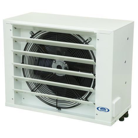 Тепловентилятор водяной ТПВ 25