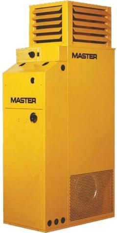 Теплогенератор дизельный непрямого нагрева Master BF 35