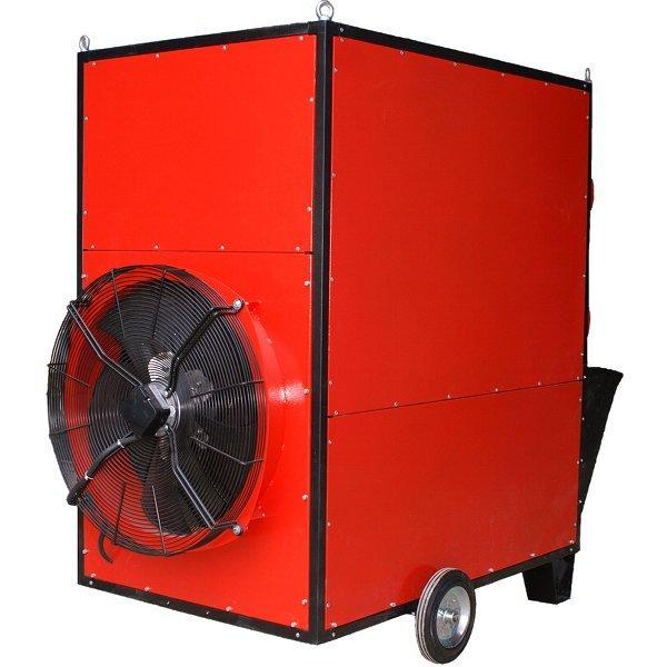 Теплогенератор дизельный ГТА-180Ж с осевым вентилятором