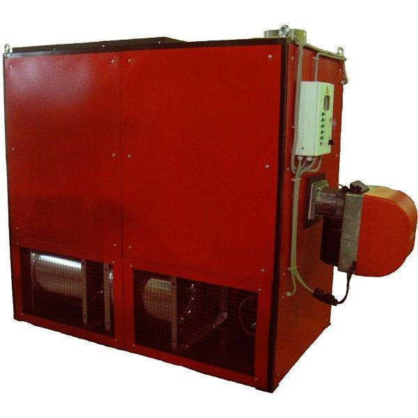 Теплогенератор дизельный ГТА-300Ж с центробежным вентилятором