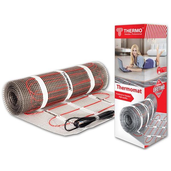 Нагревательный мат Thermomat TVK-180 5 м.кв
